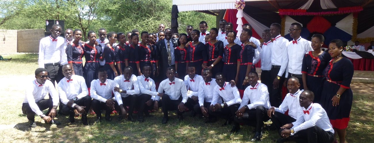 Lion of Judah Academy Form 6 graduates 2017